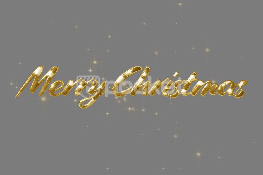 Merry Christmas|メリークリスマス(文字)