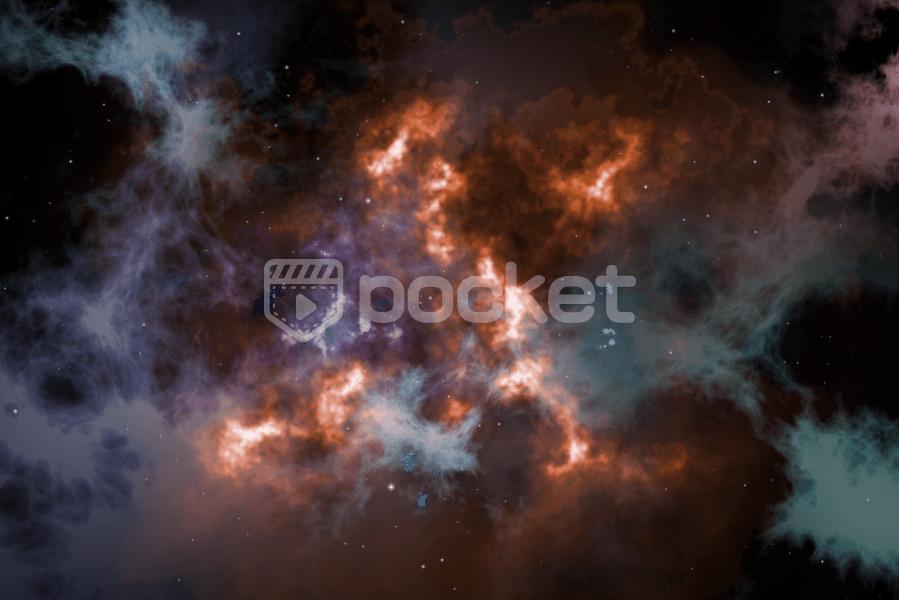 宇宙空間(銀河)を遊泳-01