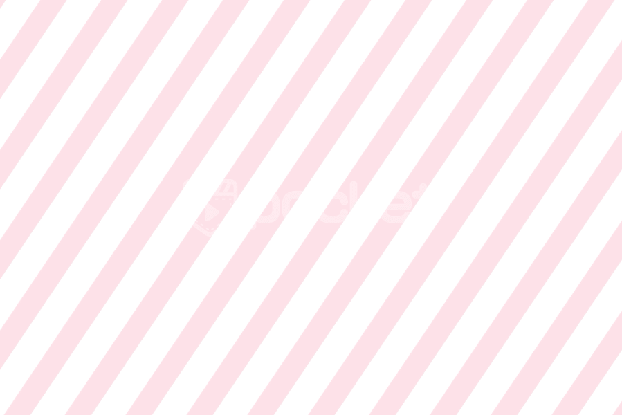 パステルピンクのストライプ背景アニメーション