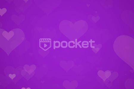 バレンタインデーにおすすめ ハートの背景アニメーション