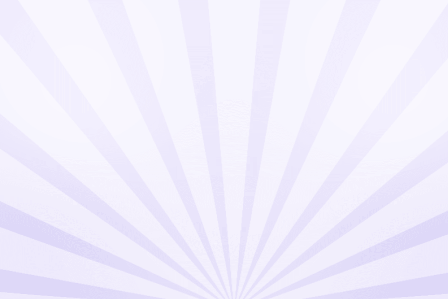 放射状アニメーション背景素材(パステル紫)ループ