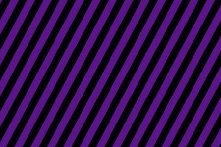 ハロウィンカラー ストライプ背景 無料動画素材 紫×黒