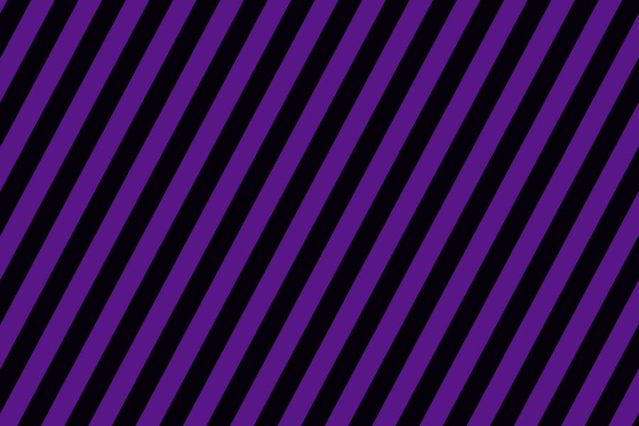 ハロウィンカラー  ストライプ背景素材 黒と紫
