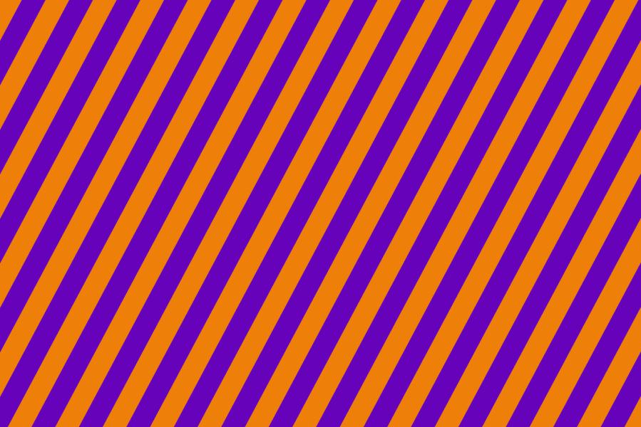 ハロウィンカラー  ストライプ背景素材 紫とオレンジ