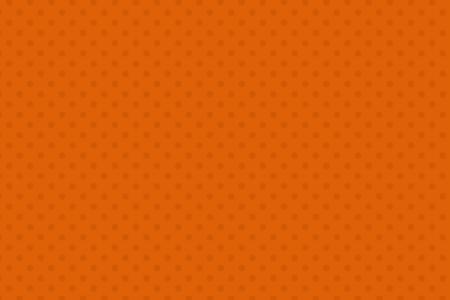 ハロウィン用 オレンジのドット背景動画素材(ループ対応)ビデオポケット