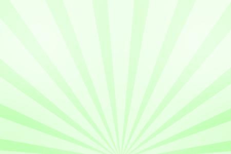 放射状アニメーション背景 パステルグリーン