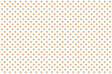 halloween用 オレンジのドット背景動画素材(ループ対応)ビデオポケット