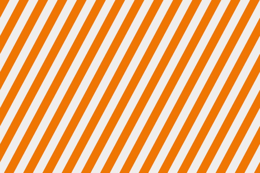 ハロウィンカラー  ストライプ背景素材 オレンジ