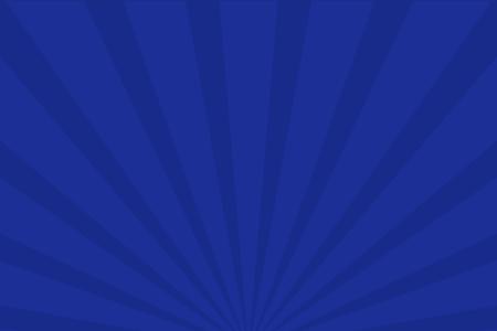 放射状アニメーション背景素材(ブルー)ループ可能