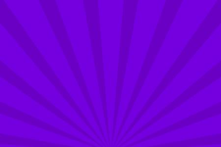 放射状アニメーション背景素材(パープル)ループ可能