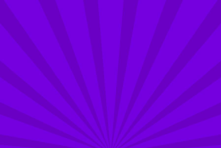放射状アニメーション背景素材(紫)ループ