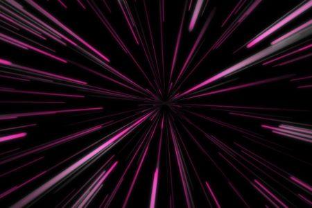 ワープトンネル|無料動画4K素材セット